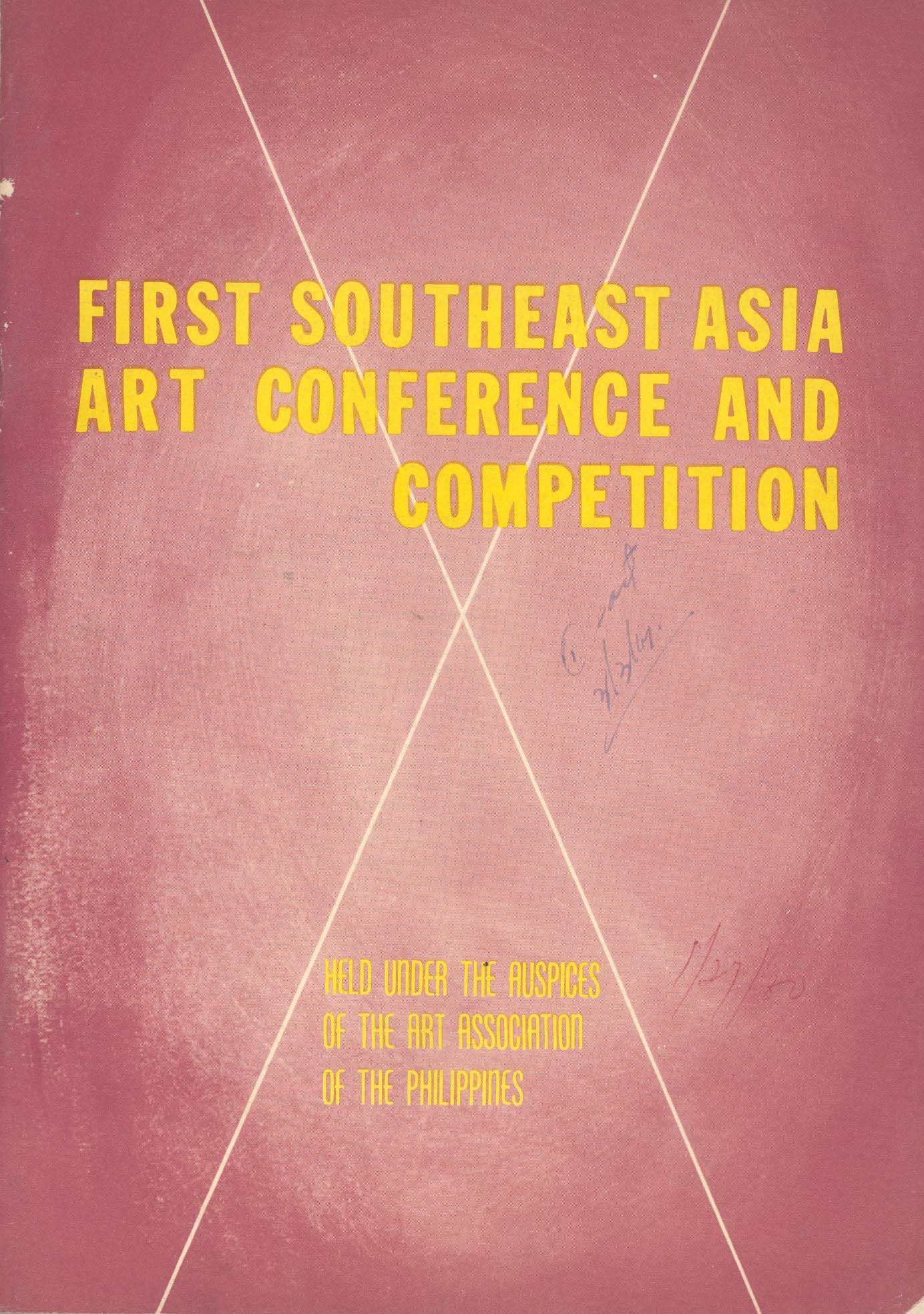 First Southeast Asia Art Exhibition and Competition